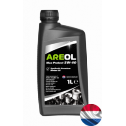 Масло моторное AREOL Max Protect 5W-40 1л