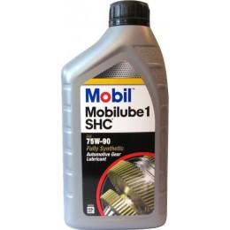 Трансмиссионное масло Mobil Mobilube 1 SHC™ 75W-90 1л