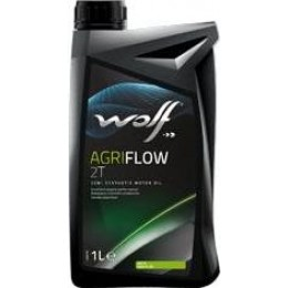 Моторное масло WOLF AGRIFLOW 2T 1л