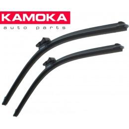 Комплект бескаркасных щеток стеклоочистителя Kamoka 27C05