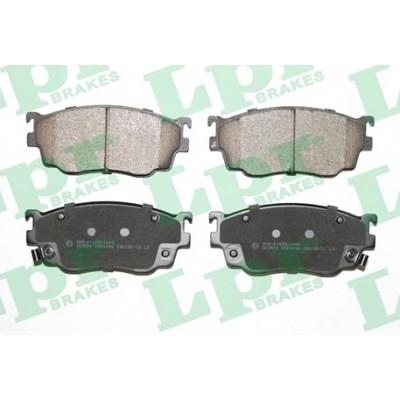 Колодки дисковые передние RAL 05P1046