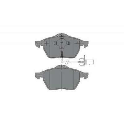 Колодки тормозные дисковые передние SCT SP259
